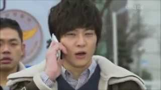JooWon & UEE in Ojakgyo Brothers Very cute Dance :D (Sub. Español)