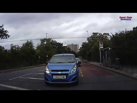 Chevrolet Spark Collision With A Learner, Southall, London