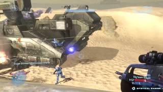 Halo 3 - Big Team Battle Slayer - Sandtrap (XBOX ONE)