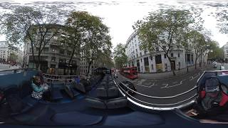 One hour London Bustour in VR360 thumbnail