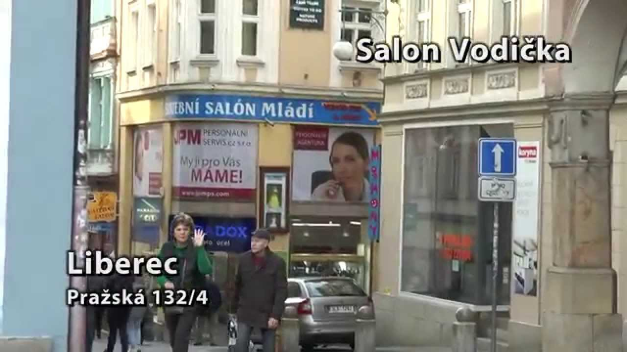 Salon Vodička - YouTube 9bc93d21df