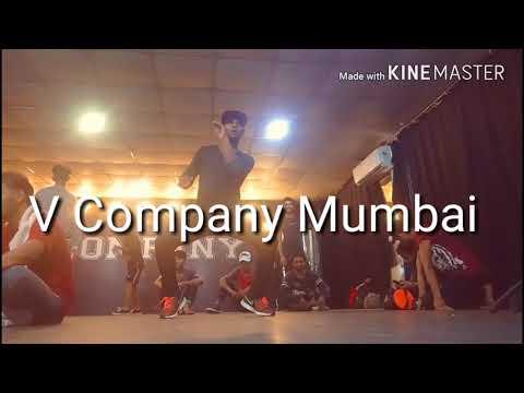 Dance  Moves Practice Time In V Company