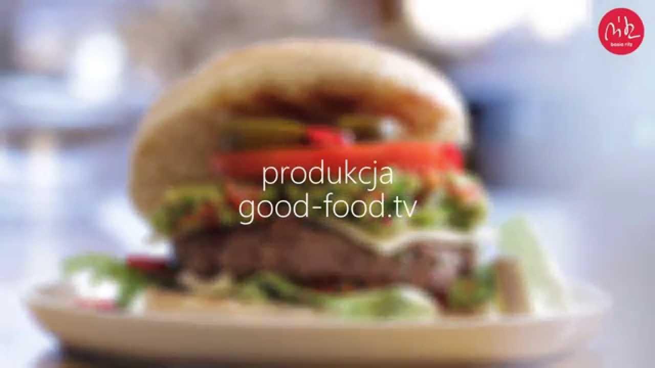 Basia Ritz I Jej Przepis Na Tex Mex Burger