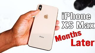 iPhone XS Max Review Months Later | Was it worth the Money? 🤑