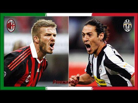 Serie A 2008-09, AC Milan - Juve (Full, IT)