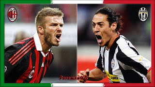 Serie A 2008-09, AC Milan - Juve (Full, IT)
