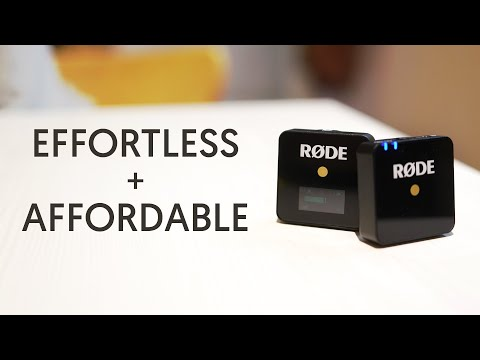Rode Wireless GO Review — Effortless + Affordable Wireless Microphone!