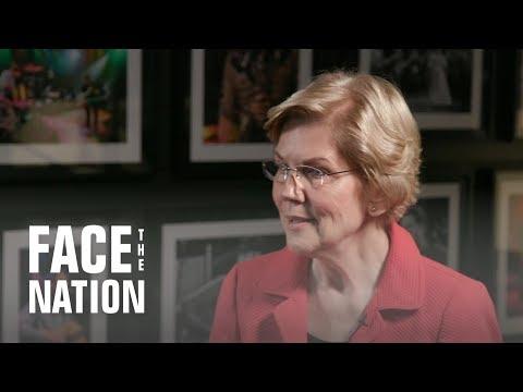 Warren proposes breaking up Amazon, Apple, Google and Facebook