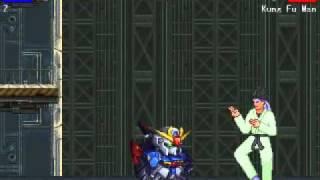 Z Gundam for MUGEN Movelist
