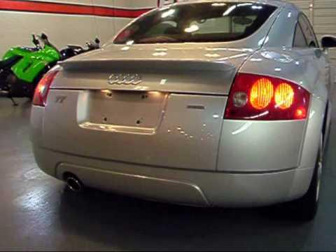 2002 Audi TT Quattro - eDirect Motors - YouTube