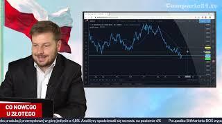 Kurs dolara, euro, funta i franka -Czas na korektę funta? | Co nowego u złotego? 14.08