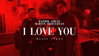 Gambar cover Razmik Amyan & Martin Mkrtchyan - I Love You