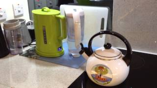 Electric Kettle vs. Stove Top (Hob) Kettle