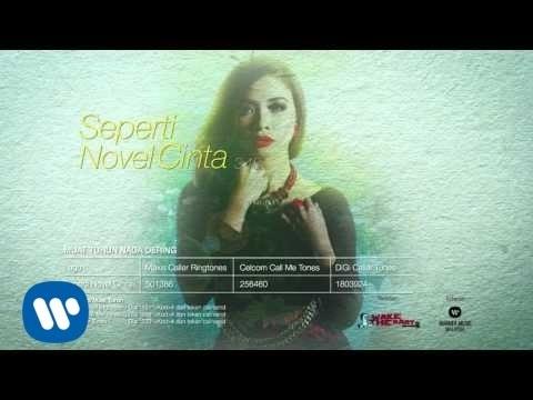 Shiha Zikir – Seperti Novel Cinta [Official Lyrics Video]
