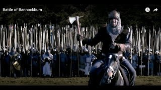 History of Scotland - Wars of Independence - Robert Bruce - William Wallace