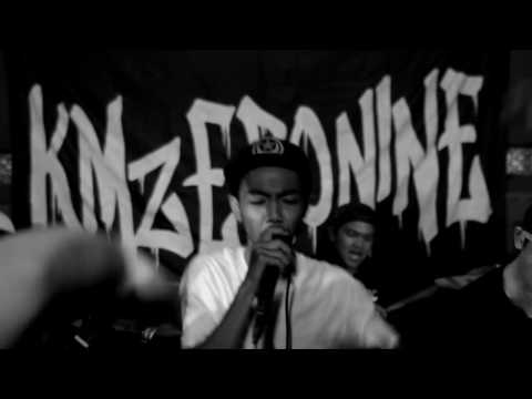 KMZERONINE - BOMB THE SOUND