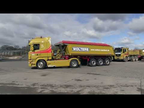 2012 SCANIA New R V8 Wolters Saerbeck