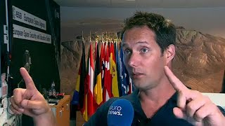 WATCH IN FULL: French astronaut Thomas Pesquet interview thumbnail
