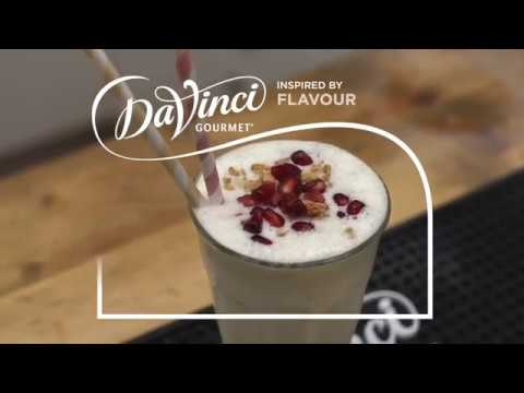 DaVinci Banana Breakfast Yogurt Frappe
