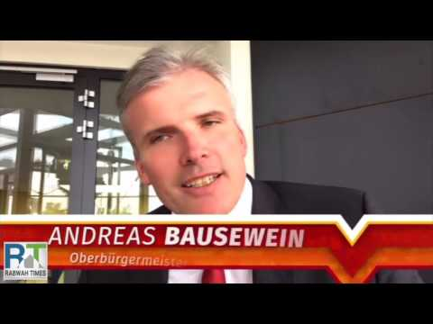 Deutsch:  Protest against construction of Ahmadiyya Mosque in Germany