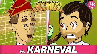 Monsters of Kreisklasse: Borussia Hodenhagen vs. Karneval