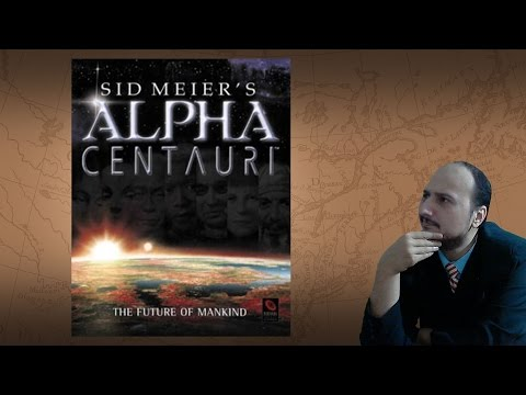 "Gaming History: Sid Meier's Alpha Centauri ""The greatest story ever played"""