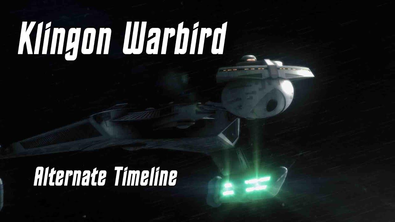 klingon warbird