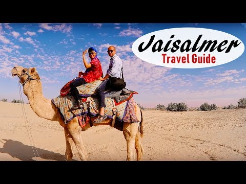 Jaisalmer Travel Guide - Top Things to Do | Rajasthan | India Ghoomo