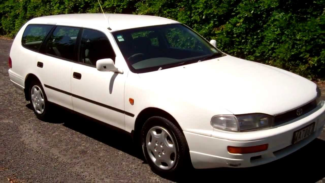 1997 Toyota Camry Gs Wagon 1 Reserve Cash4cars Sold