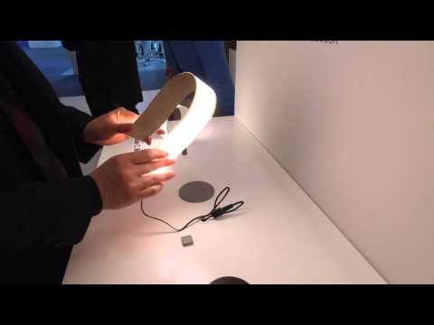 light+building 2016: Produktvideo LG Display Germany GmbH - OLED Light Penal
