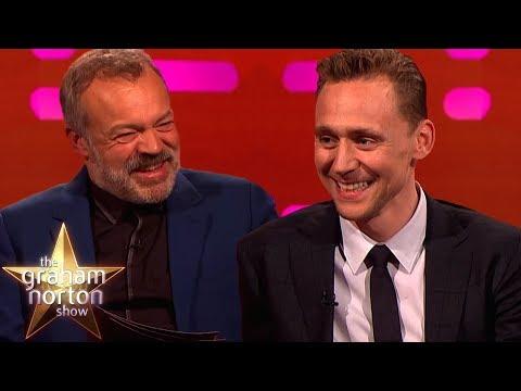 Download Youtube: Graham Norton LOVES Tom Hiddleston