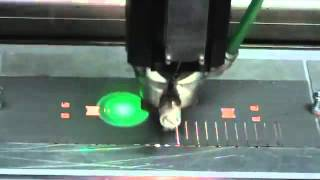 резка лазером электротехнической стали толщиной 0,5