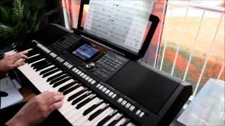 Peter Alexander - Die kleine Kneipe - PSR S950