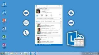 Training- Set up Lync 2013- Sign in and get oriented with Lync 2013- Video 1 of 5