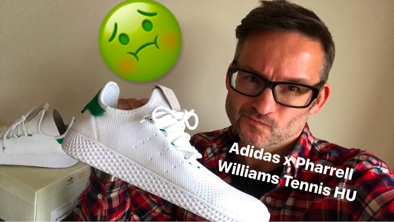 adidas x pharrell williams hu tennis super fast review. Black Bedroom Furniture Sets. Home Design Ideas
