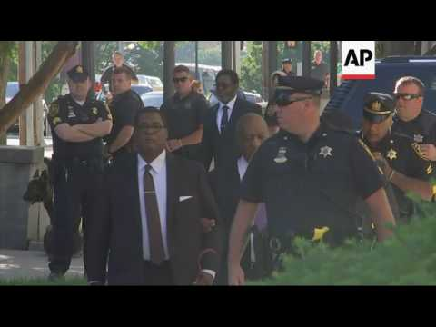 Prosecutors Rest Their Case in Bill Cosby Trial