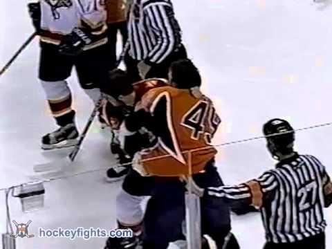 Eric Godard vs Andreas Lilja Dec 13, 2002