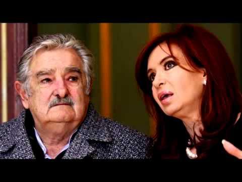 Fernandez Called 'Old Hag' By Uruguay President