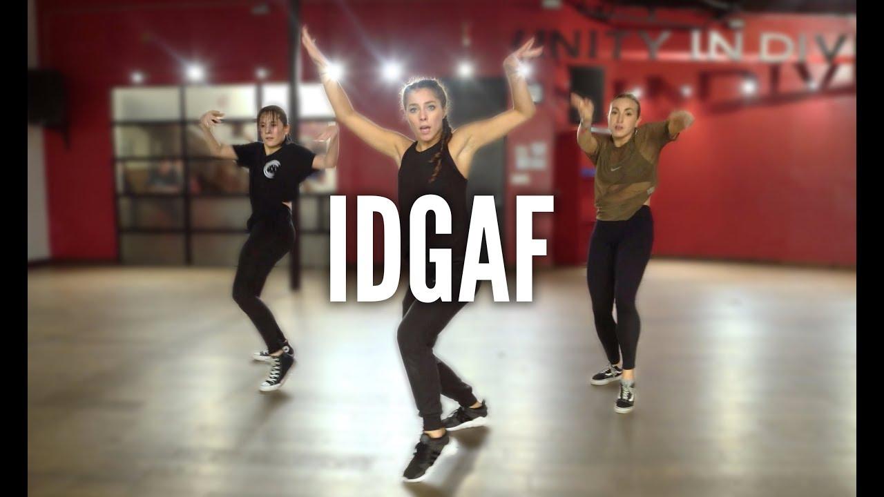 Download DUA LIPA - IDGAF | Kyle Hanagami Choreography