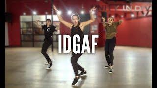 DUA LIPA - IDGAF | Kyle Hanagami Choreography