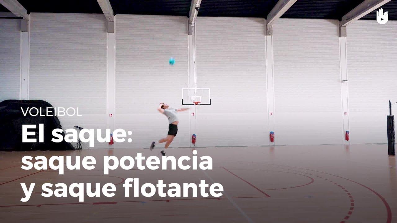 Saque voleibol que es