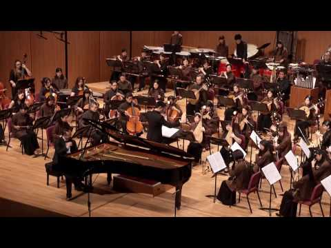 Rueibin Chen 陳瑞斌 ,The Yellow River Piano Concerto 黃河鋼琴協奏曲