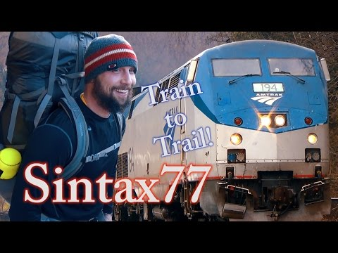 Train to Trail - Harpers Ferry Winter Backpacking Trip - Hiking in West Virginia