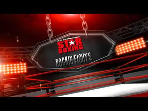 Star Boxing Rockin' Fights' 22- 3/05/16
