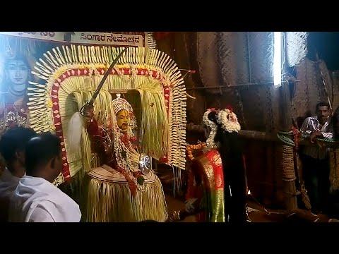 Bhoota kola of babbu swamy and thanumaaniga udupi, dakshina Kannada, kudla HD