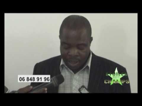 TV CONGO - Emission étoiles des champs - Etang barrage