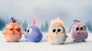 Los polluelos de ANGRY BIRDS te desean... ¡Felices Fiestas!