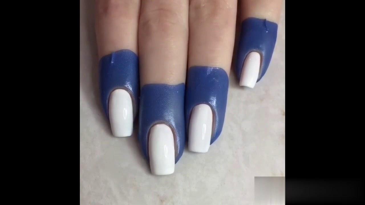 The Best Nail Art En Gozel Dirnaq Bezekleri Youtube