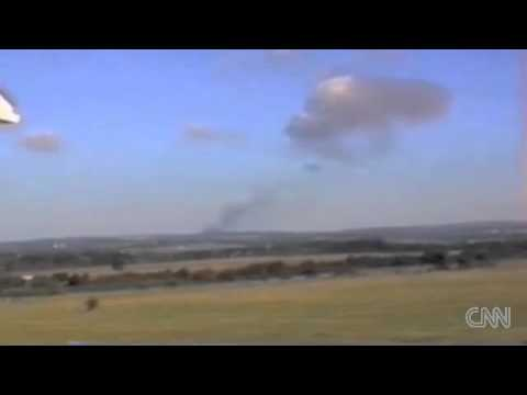 New Footage Minutes after Flight 93 Crashed