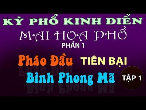 Cờ tướng | Học 40 chiêu hậu thủ Bình Phong Mã trong Mai Hoa Phổ - Tập 1